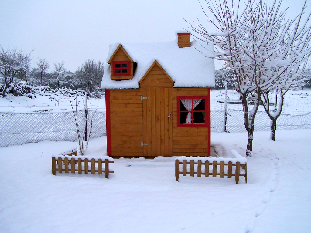 casita muñecas